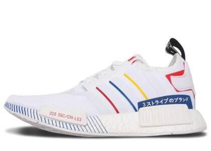 adidas NMD R1 Olympics White (2020)の写真