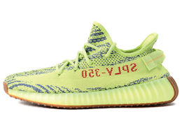 adidas Yeezy Boost 350 V2 Semi Frozen Yellowの写真