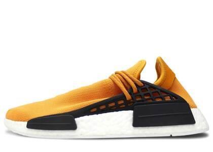adidas NMD R1 Pharrell HU Hue Man Tangerineの写真