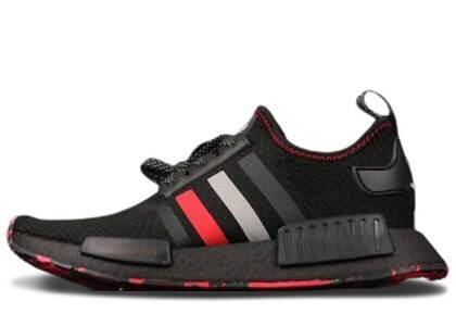 adidas NMD R1 Red Marbleの写真