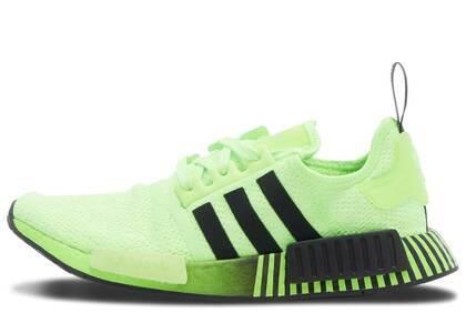 adidas NMD R1 Signal Green Core Blackの写真