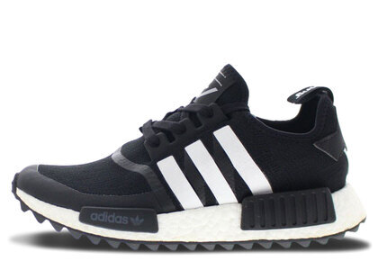 adidas NMD R1 Trail White Mountaineering Core Blackの写真
