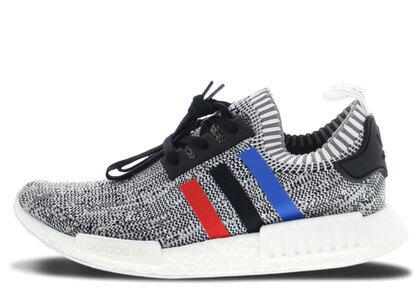 adidas NMD R1 Tri Color Stripes Whiteの写真