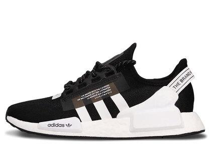 adidas NMD R1 V2 Black Whiteの写真