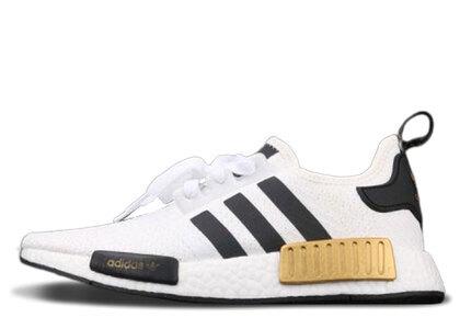 adidas NMD R1 White Black Goldの写真