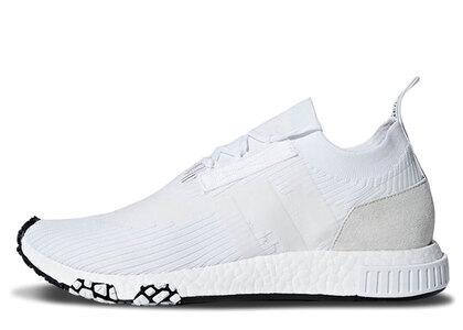 adidas NMD Racer White Greyの写真