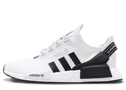 adidas NMD V2 Footwear White Core Blackの写真