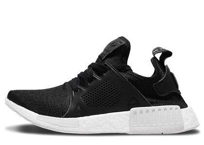 adidas NMD XR1 Black Whiteの写真