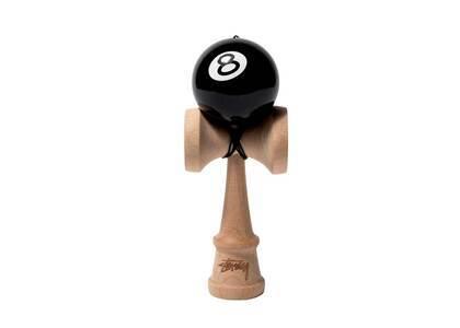 Stussy 8 Ball Kendama Black (SS21)の写真