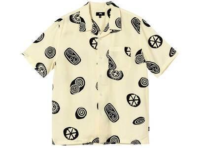 Stussy Icon Pattern Shirt Off White (SS21)の写真