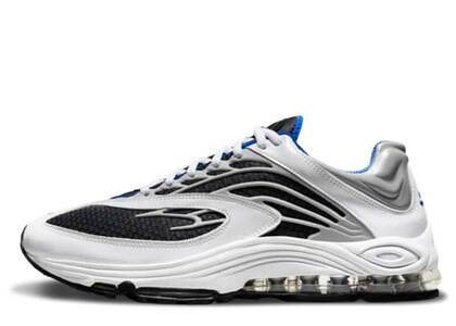 Nike Air Tuned Max White and Racer Blueの写真
