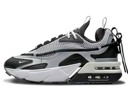 Nike Air Max Furyosa NRG Silver and Black Womensの写真