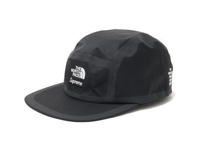 Supreme × The North Face Summit Series Outer Tape Seam Camp Cap Black (SS21)の写真