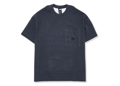 Supreme × The North Face Pigment Printed Pocket Tee Black (SS21)の写真