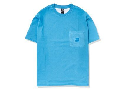 Supreme × The North Face Pigment Printed Pocket Tee Light Blue (SS21)の写真