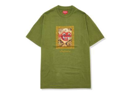 Supreme Barong Patch S/S Top Khaki (SS21)の写真