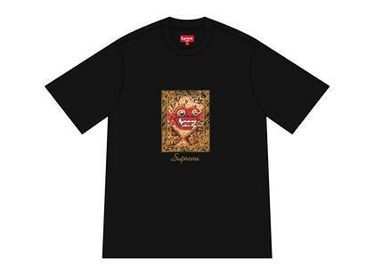 Supreme Barong Patch S/S Top Black (SS21)の写真
