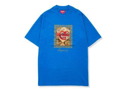 Supreme Barong Patch S/S Top Blue (SS21)の写真