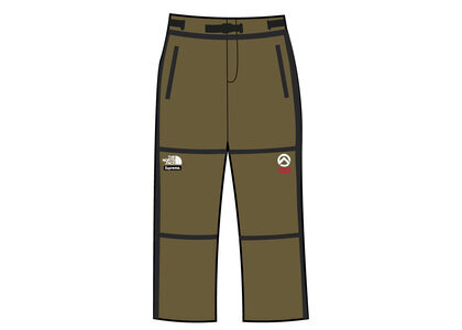 Supreme × The North Face Summit Series Outer Tape Seam Mountain Pant Khaki (SS21)の写真