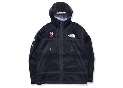 Supreme × The North Face Summit Series Outer Tape Seam Shell Jacket Black (SS21)の写真