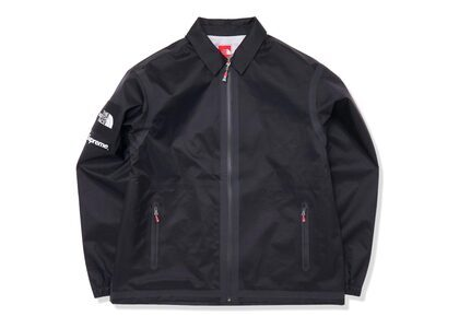 Supreme × The North Face Summit Series Outer Tape Seam Coaches Jacket Black (SS21)の写真