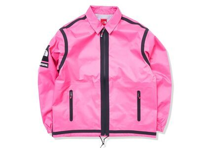 Supreme × The North Face Summit Series Outer Tape Seam Coaches Jacket Pink (SS21)の写真