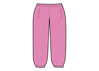 Supreme × The North Face Pigment Printed Sweatpant Pink (SS21)の写真