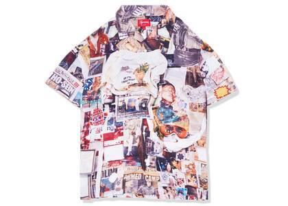 Supreme Dash's Wall Rayon S/S Shirt Multi (SS21)の写真