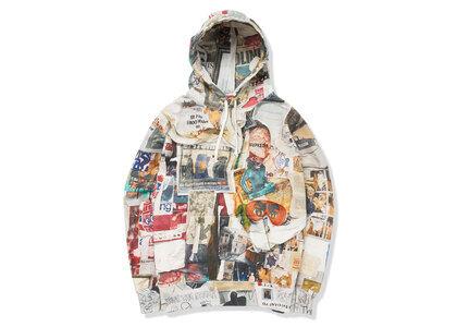 Supreme Dash's Wall Hooded Sweatshirt Multi (SS21)の写真
