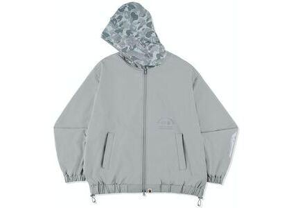BAPE x New Balance Shark Hoodie Jacket Grey (SS21)の写真