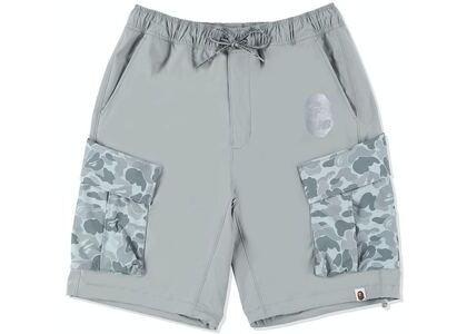 BAPE x New Balance Shorts Grey (SS21)の写真