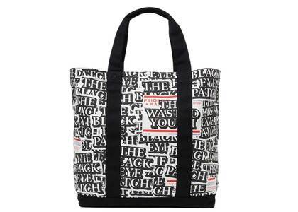 The Black Eye Patch  × Wasted Youth Sticker Covered Tote Multi (SS21)の写真