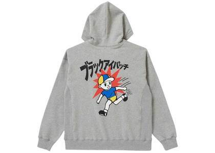The Black Eye Patch Children At Play Hoodie H.Gray (SS21)の写真