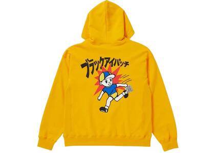 The Black Eye Patch Children At Play Hoodie Yellow (SS21)の写真