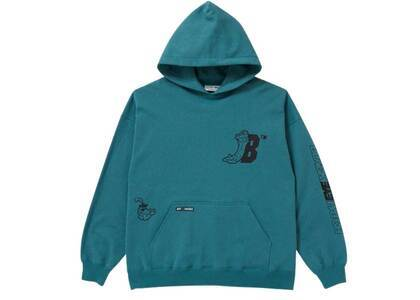 The Black Eye Patch Gasius Hoodie F.Green (SS21)の写真