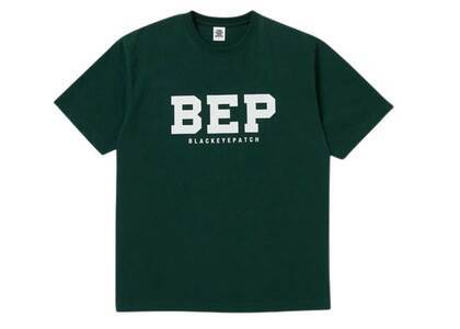 The Black Eye Patch College Tee Green (SS21)の写真