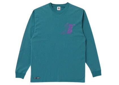 The Black Eye Patch Gasius Layback L/S Tee F.Green (SS21)の写真