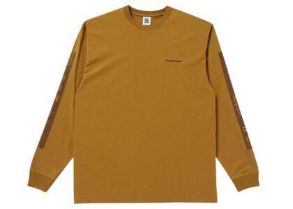 The Black Eye Patch Handle With Care L/S Tee Beige (SS21)の写真