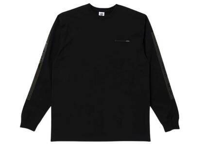 The Black Eye Patch Handle With Care L/S Tee Black (SS21)の写真