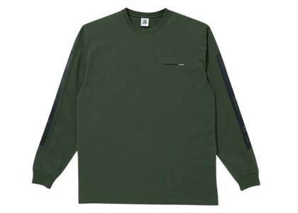 The Black Eye Patch Handle With Care L/S Tee Olive (SS21)の写真