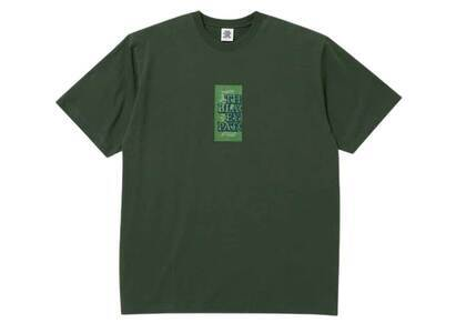 The Black Eye Patch Handle With Care Tee Olive (SS21)の写真