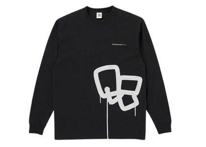 The Black Eye Patch Sect Uno L/S Tee Black (SS21)の写真