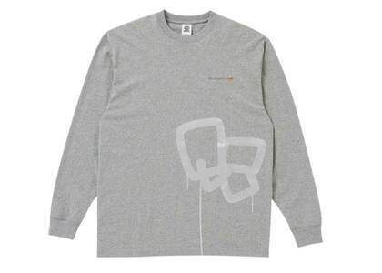 The Black Eye Patch Sect Uno L/S Tee H.Gray (SS21)の写真