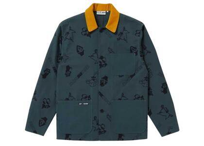 The Black Eye Patch Gasius Duck Jacket F.Green (SS21)の写真