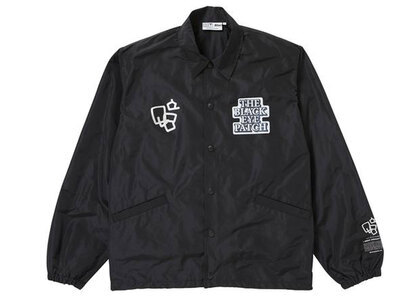 The Black Eye Patch Sect Uno Coach Jacket Black (SS21)の写真
