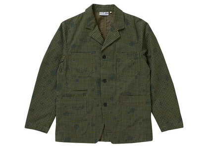 The Black Eye Patch Spray Night Camo Tailored Jacket Olive (SS21)の写真