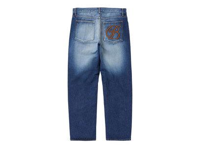 The Black Eye Patch Emblem Baggy Jeans Washed Indigo (SS21)の写真