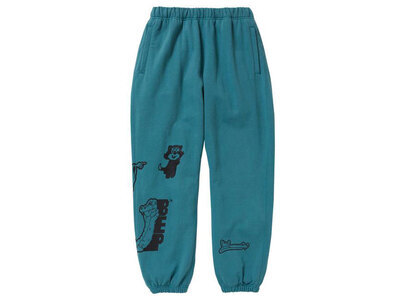 The Black Eye Patch Gasius Sweat Pants F.Green (SS21)の写真