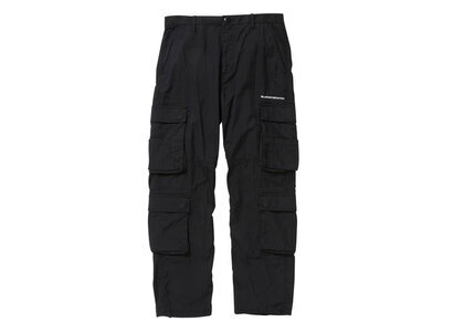 The Black Eye Patch Tactic Cargo Pants Black (SS21)の写真