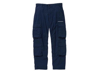 The Black Eye Patch Tactic Cargo Pants Navy (SS21)の写真